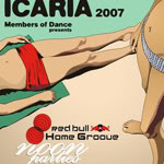 Red Bull HG - Icaria Noon Parties