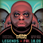 Tony Humphries @ The Block, Tel Aviv