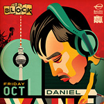 Daniel Wang @ The Block, Tel Aviv