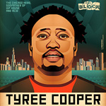 Tyree Cooper @ The Block, Tel Aviv