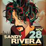 Sandy Rivera @ Boutique, Thessaloniki