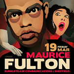Maurice Fulton 2 @ The Block, Tel Aviv