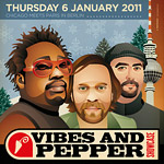 Vibes & Pepper @ Cookies, Berlin