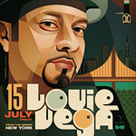 Louie Vega @ The Block, Tel Aviv