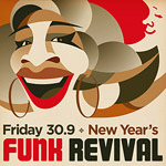 NY Funk Revival @ The Block, Tel Aviv