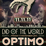 Optimo @ The Block, Tel Aviv