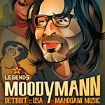 Moodymann @ The Block, Tel Aviv