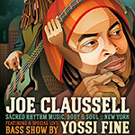 Joe Claussell & Yossi Fine @ The Block, Tel Aviv