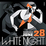White Night @ The Block, Tel Aviv