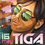 Tiga @ The Block, Tel Aviv